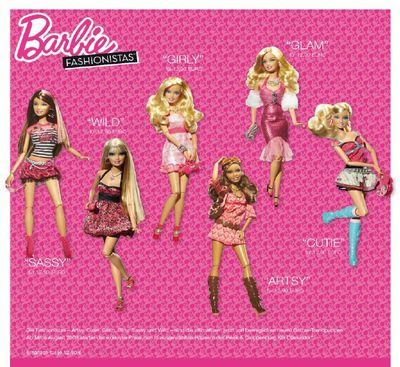 Fashionistas-barbie